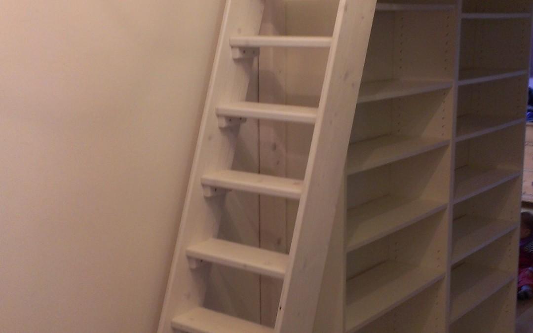 abnehmbare Treppe 1